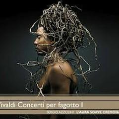 Vivaldi - Concerti Per Fagotto I CD 1 - Diego Cantalupi,L'Aura Soave Cremona