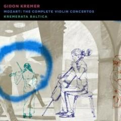 Mozart - The Complete Violin Concertos CD 2