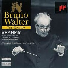 Brahms - Complete Symphonies Plus CD 3 - Bruno Walter,Columbia Symphony Orchestra
