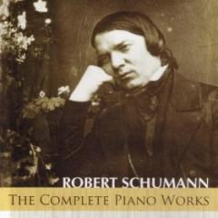 Robert Schumann - The Complete Piano Works CD 13 - Jorg Demus