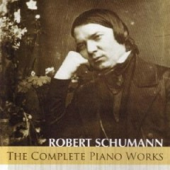 Robert Schumann - The Complete Piano Works CD 12 No. 2 - Jorg Demus