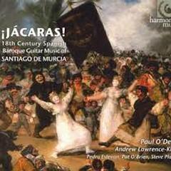 Jacaras CD 1