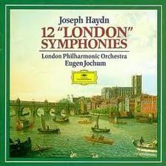 Haydn - 12 London Symphonies CD 3