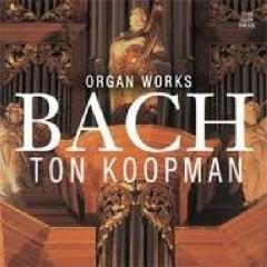 Johann Sebastian Bach - Complete Organ Works CD 2 No. 1 - Ton Koopman