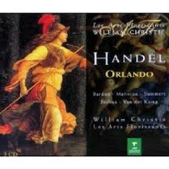 Handel - Orlando CD 3 No. 1 - William Christie,Les Arts Florissants