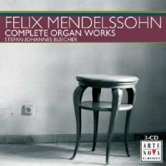 Felix Mendelssohn - Complete Organ Works CD 3