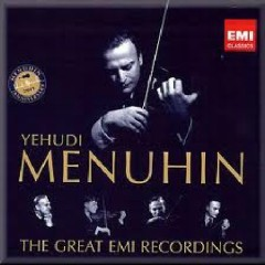 Yehudi Menuhin: The Great EMI Recordings CD 47 No. 1