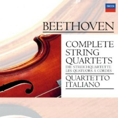 Beethoven - Complete String Quartets CD 10