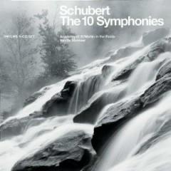Schubert - The 10 Symphonies  CD 3