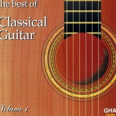 Best Of Classical Guitar CD 1