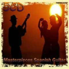 Masterpieces Of The Spanish Guitar Collection - Spanish Guitar Gold Collection CD 1