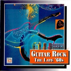 Top Guitar Rock Series CD 9 - Guitar Rock The Late '60s