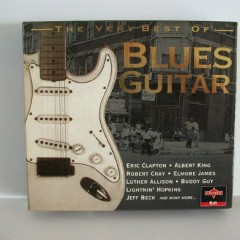 The Very Best Of Blues Guitar CD 1 (No. 2)