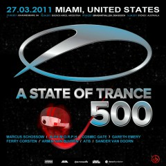 A State Of Trance 500 (Inspiron) CD 2 (No. 1)