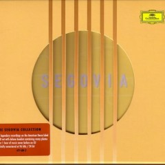 Segovia Plays Bach (CD 1)