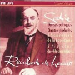 Satie - Danses Gothiques, Quatre Preludes CD 2