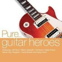 Pure Guitar Heroes CD 1 - Various Artists