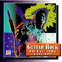 Top Guitar Rock Series CD 15 - The Late '70s Take Two - Various Artists