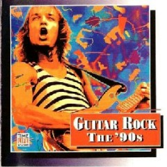 Top Guitar Rock Series CD 21 - The 90's - Various Artists