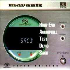 Hi-End Audiophile Test Demo CD 1
