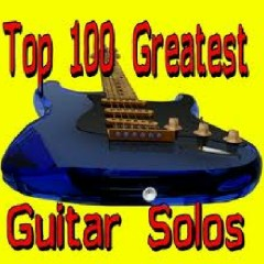 Top 100 Greatest Guitar Solos CD 1