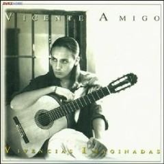 The Perfect Guitar Collection CD 24 - Vivencias Imaginadas - Vicente Amigo