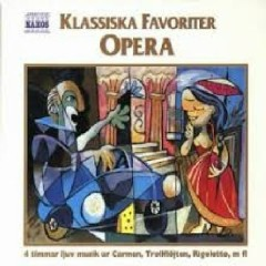 Classical Favourites - Opera CD 2