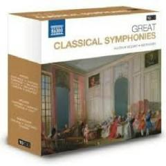Naxos 25th Anniversary The Great Classics Box #7- CD 5 Mozart - Symph. 25 & 35 & 41