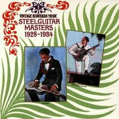 Vintage Hawaiian Music - Steel Guitar Masters