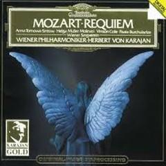 Mozart - Requiem K626  - Herbert von Karajan,Wiener Philharmoniker
