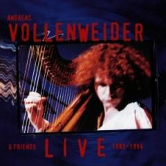 Live 1982 - 1994 (CD 1) - Andreas Vollenweider