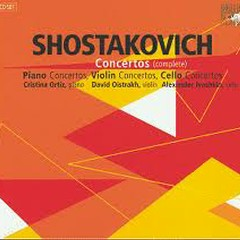 Shostakovich - Complete Concertos CD 3 - Cello