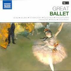 Naxos 25th Anniversary The Great Classics Box #2- CD 3 Tchaikovsky - Swan Lake (No. 1)