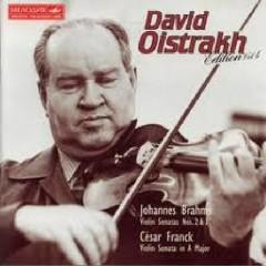 David Oistrakh Edition CD 4
