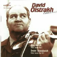 David Oistrakh Edition CD 5