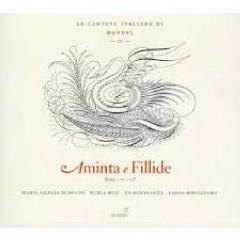 Handel - Aminta e Fillide (No. 1) - Fabio Bonizzoni,La Risonanza Orchestra