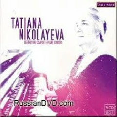 Beethoven - The Complete Piano Sonatas (CD 9) - Tatiana Nikolayeva