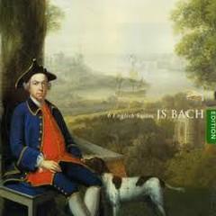 Bach - Le 6 Suites Inglesi CD 2 (No. 2)  - Leonhardt Gustav