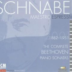 Schnabel – Maestro Espressivo - The Complete Beethoven Piano Sonatas Vol 5 (CD 1) - Artur Schnabe