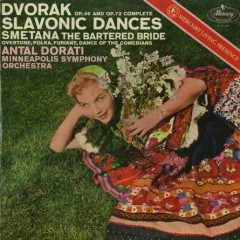 Dvorak - Slavonic Dances Complete