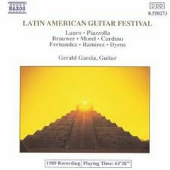 Latin American Guitar Festival (No. 1)
