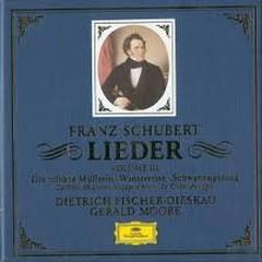 Franz Schubert - Lieder Vol. 3 Die schöne Müllerin - Winterreise - Schwanengesang CD 2 (No. 2)  - Gerald Moore,Dietrich Fischer Dieskau