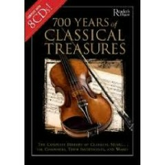 700 Years Of Classical Treasures Disc 3 Classicism (No. 2) - Various Artists