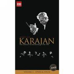 Karajan Complete EMI Recordings Vol. II Disc 5 (No. 1)