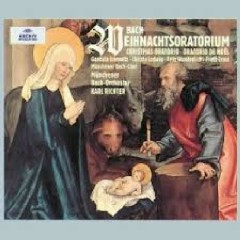 Bach - Weihnachtsoratorium CD 3 (No. 3)  - Karl Richter,Münchener Bach Orchester