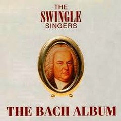 The Bach Album  - The Swingle Singers