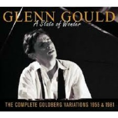 A State Of Wonder - The Complete Goldberg Variations 1955 & 1981 CD 2 (No. 1) - Glenn Gould