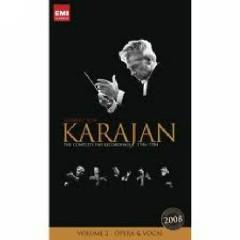 Karajan Complete EMI Recordings Vol. II Disc 25 (No. 1)