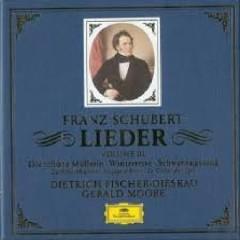Franz Schubert - Lieder Vol. 3 Die schöne Müllerin - Winterreise - Schwanengesang CD 1 (No. 1)  - Gerald Moore,Dietrich Fischer Dieskau