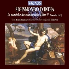 Le Musiche Da Cantar Ssolo Libro V (Venezia 1623)